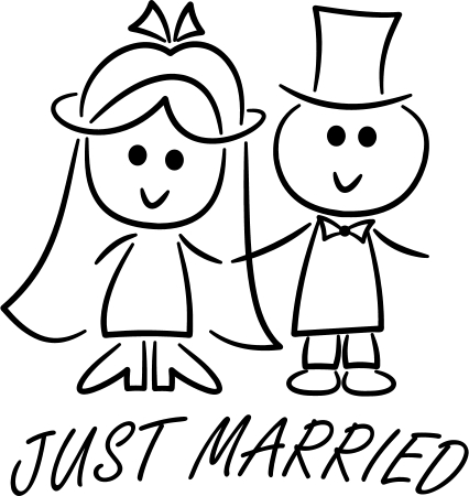 Just Married And Wedding On Pinterest