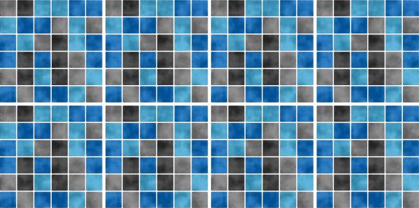 Fliesenaufkleber fliesenbild fliesen aufkleber sticker fliesenimitat mosaik m2 - Selbstklebefolie mosaik ...