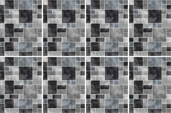 20x25cm grau fliesenaufkleber fliesen aufkleber fliesenimitat mosaik m8 - Selbstklebefolie mosaik ...