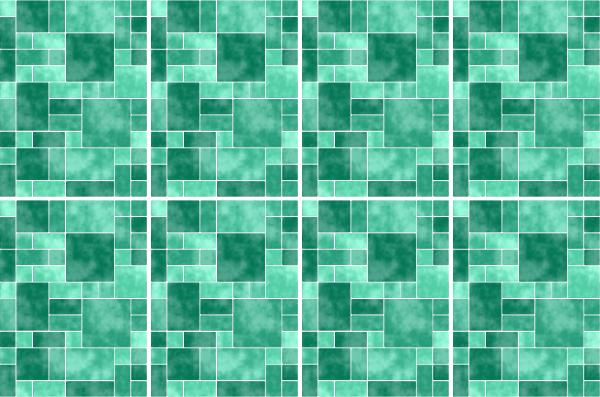 15x20cm mint fliesenaufkleber fliesen aufkleber fliesenimitat mosaik m8 - Selbstklebefolie mosaik ...